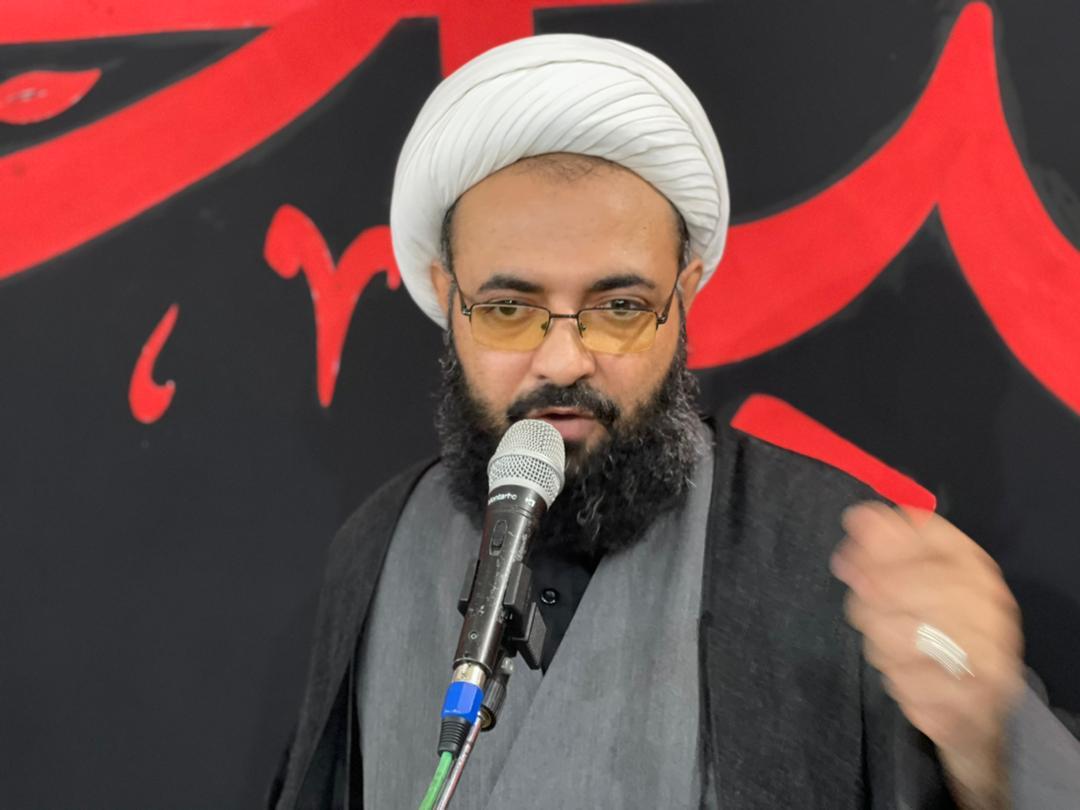 ویژه برنامه اربعین در مسجد جامع لنگرود برگزار می شود