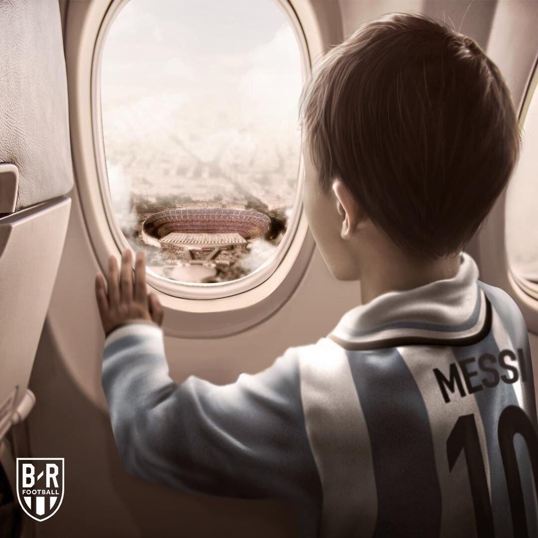 ۲۱ سال پیش؛ مسی به بارسلونا پیوست
