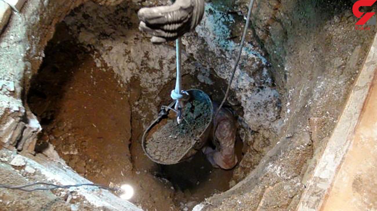 فوت 2 نفر هنگام کفروبی چاه