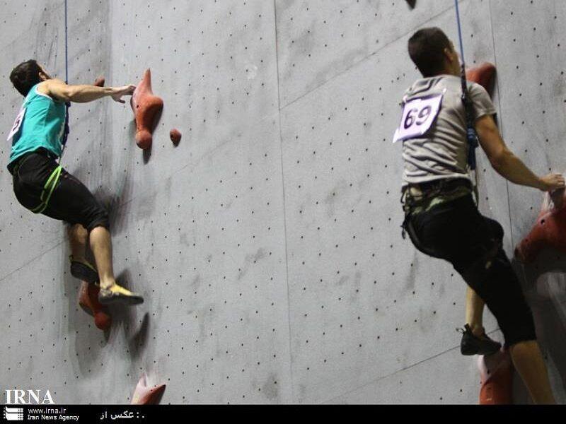 سنگنوردان قزوینی از مسابقات قهرمانی جهان دست خالی برگشتند