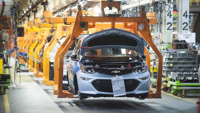 جنرال موتورز آمریکا تعطیلی کارخانه خودروی برقی خود را تمدید کرد