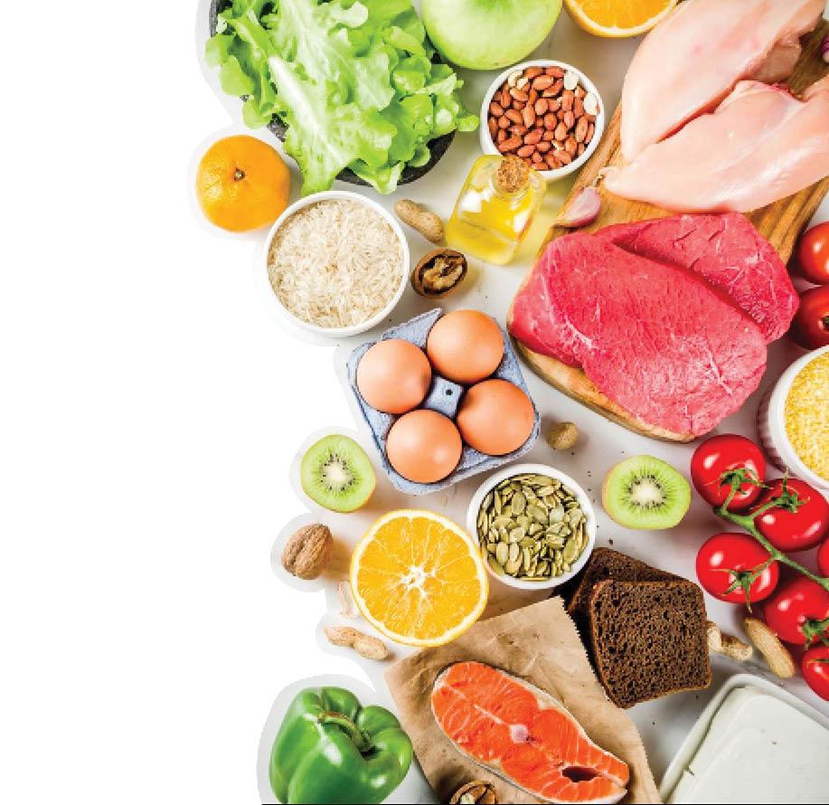 نکات طلایی رژیم غذایی از ۱۵ تا ۶۰ سال