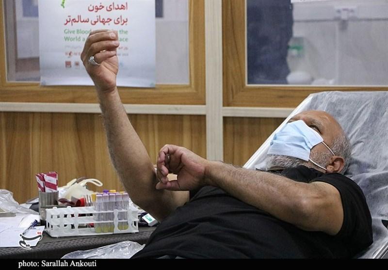 رئیس سازمان انتقال خون: وضعیت ذخیره خونی کاشان مناسب نیست