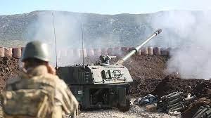 حملات توپخانهای ترکیه به شمال سوریه