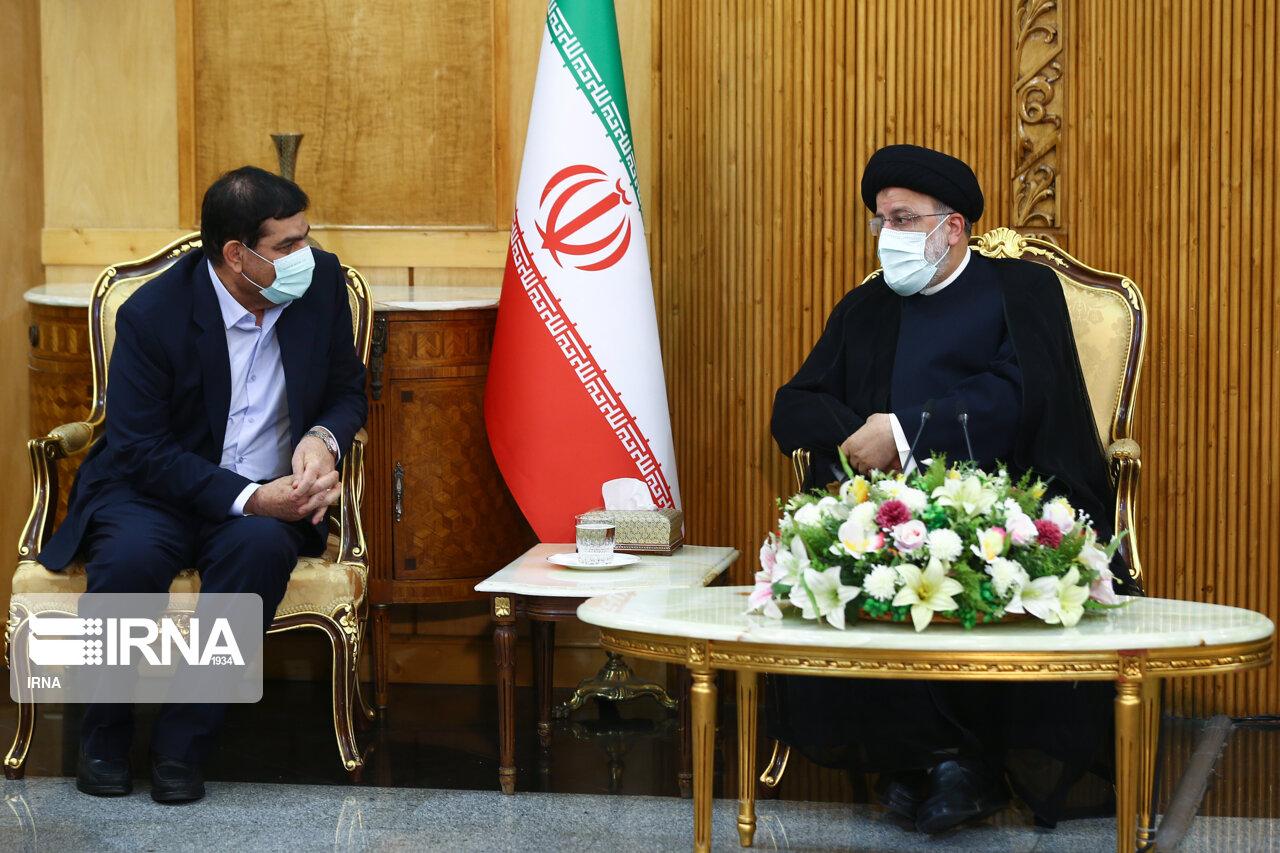 بازگشت رئیس جمهور از سفر تاجیکستان