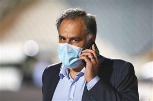 واکنش مددي به استعفا از مديريت استقلال