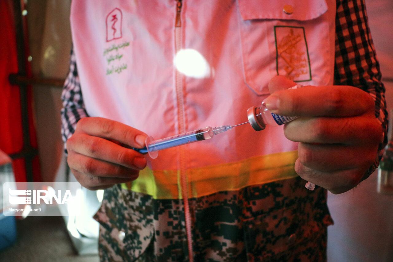کارگران شاغل در پروژههای پارسآباد واکسن کرونا دریافت میکنند