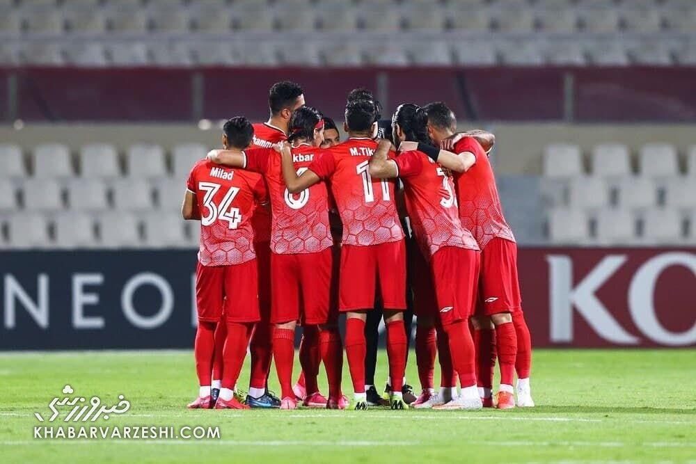 رکوردی که از پرشورها در لیگ قهرمانان آسیا باقی ماند