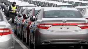 روند افزایش قیمت خودروهای کُرهای در یک ماه گذشته