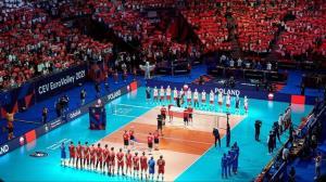 قهرمانی اروپا/ شکست لهستان مقابل اسلوونی