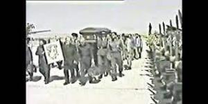 روزی که «استادشهریار» از یک یگان نظامی سان دید