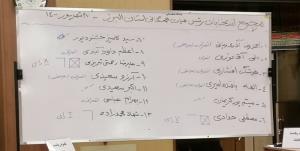 رئیس هیأت ورزشهای همگانی البرز انتخاب شد