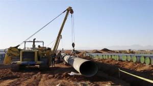 تجهیز تاسیسات آبرسانی در روستاهای درگیر تنش آبی دشت آزادگان