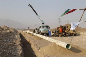 ۴۰۰ کیلومتر لولهکشی برای آبرسانی به ۷۰۲ روستای کمآب خوزستان