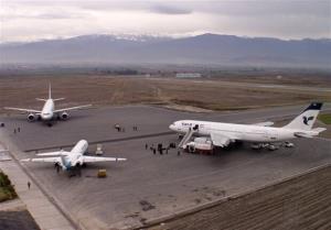 برقراری پرواز در مسیر کرمانشاه به شیراز و بالعکس