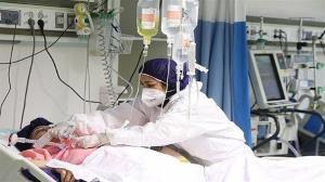 برابری ترخیص و پذیرش بیماران کرونایی در همدان