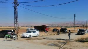 توقیف یک کامیون حامل ۲۰ تن نیترات آمونیوم در لبنان
