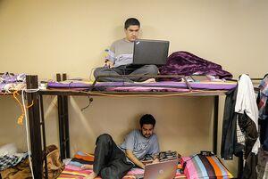 شرایط استفاده از خوابگاه برای دانشجویان اعلام شد
