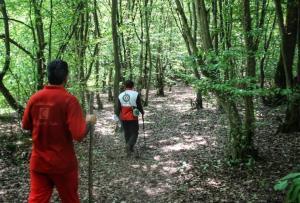 کوهنوردان گمشده در ارتفاعات گرگان نجات یافتند