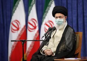 رهبر انقلاب: ورزشکار سربلند ایرانی نمیتواند بخاطر یک مدال با نماینده رژیم جنایتکار دست بدهد