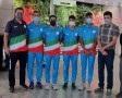 داور بینالمللی قم به ترایاتلون قهرمانی آسیا اعزام شد