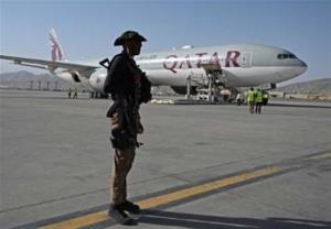 قطر ۱۷۰ تبعه دیگر غربی را از افغانستان خارج کرد