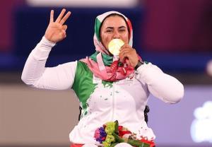 تمجید سایت کمیته بینالمللی پارالمپیک از زهرا نعمتی