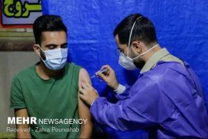 ۴۴ درصد مردم خراسان شمالی واکسینه شدند
