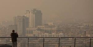وضعیت هوای شازند همچنان ناسالم