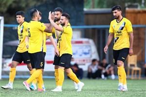 اولین عکس تیمی سپاهان با چهار تغییر
