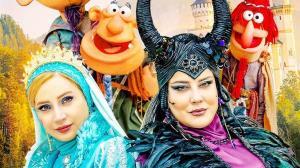 سکانسی جالب از سریال «نارگیل» که برای کودکان ساخته شده است