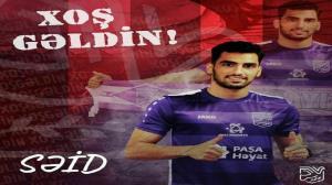 ستاره آلومینیوم اراک، لژیونر جدید فوتبال ایران