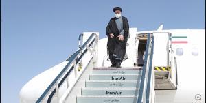 رئیسی وارد تهران شد