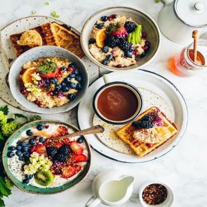صبحانه/ روش تهیه ۴ نوع صبحانه سریع و خوشمزه