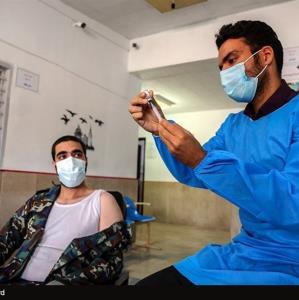 واکسیناسیون سراسری سربازان