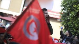 تظاهرات تونسیها علیه رئیس جمهور کشورشان