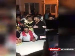 حنابندان ساده برای داماد در ترکیه