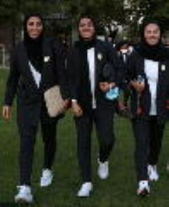 بررسی استایل پوششی تیم ملی فوتبال بانوان ایران