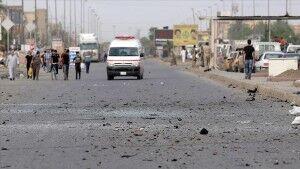 انفجار نارنجک در مرکز آموزش نظامی بغداد