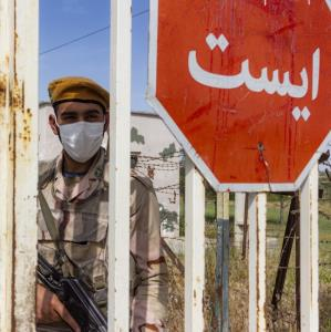 پلیس: مرزهای چهارگانه زمینی برای زائران ایرانی اربعین بسته است