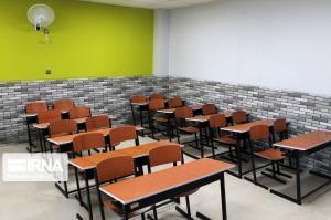 ۶۷ کلاس درس خیرساز در خراسان شمالی آماده بهرهبرداری شد