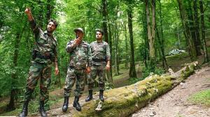 پوشش ۱۰۰ درصدی شبکه بیسیم در جنگلهای غرب مازندران