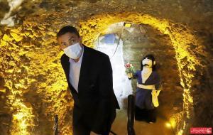 دستکند ۱۵۰هکتاری تفرش، بزرگترین شهر زیرزمینی خاورمیانه