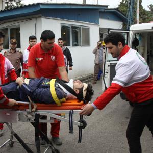 امدادرسانی به ۳۳۸ حادثه دیده در ۷۲ ساعت گذشته
