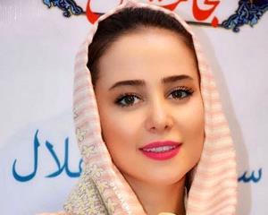 چهره ها/ عکس آتلیه ای الناز حبیبی
