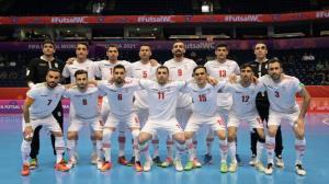 ایران خشنترین تیم جام جهانی فوتسال