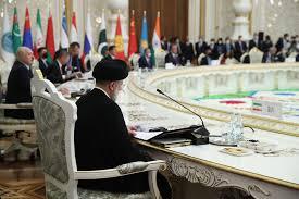 راه طولانی شانگهای برای ایران