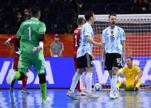 جام جهانی؛ خلاصهبازی آرژانتین 4 - صربستان 2