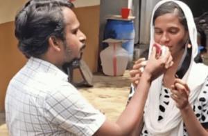 ازدواج مرد هندی با دختری که ۱۰ سال او را در اتاقش مخفی کرده بود!