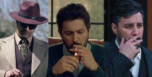 سه تا از بهترین شخصیت ها در سه دهه مختلف